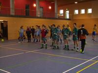 Turnhalle TSV von Innen